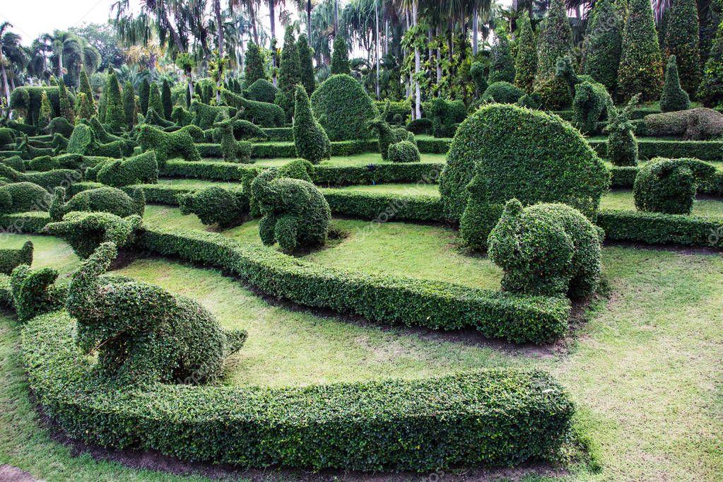 Nongnuch Tropical garden, Pattaya, Thailand