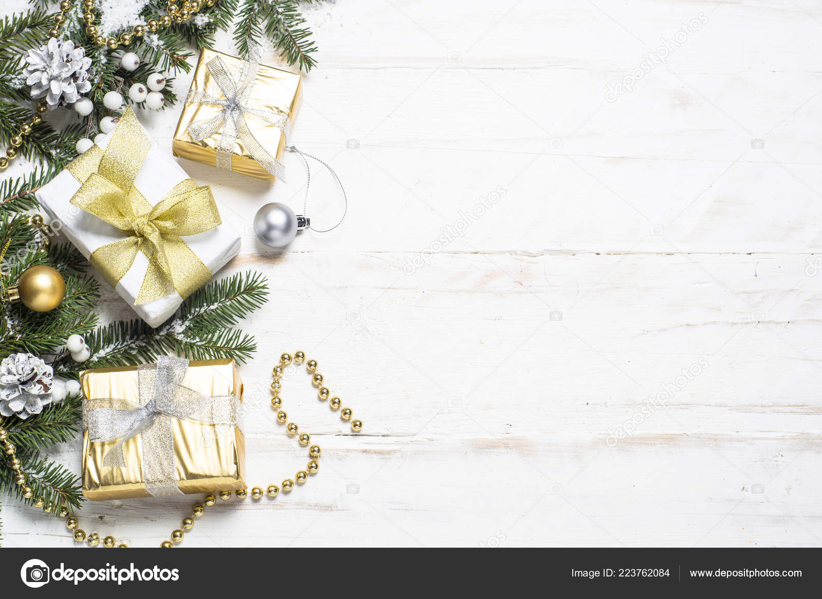 Christmas Background Images Gold.Background White And Silver Christmas Christmas