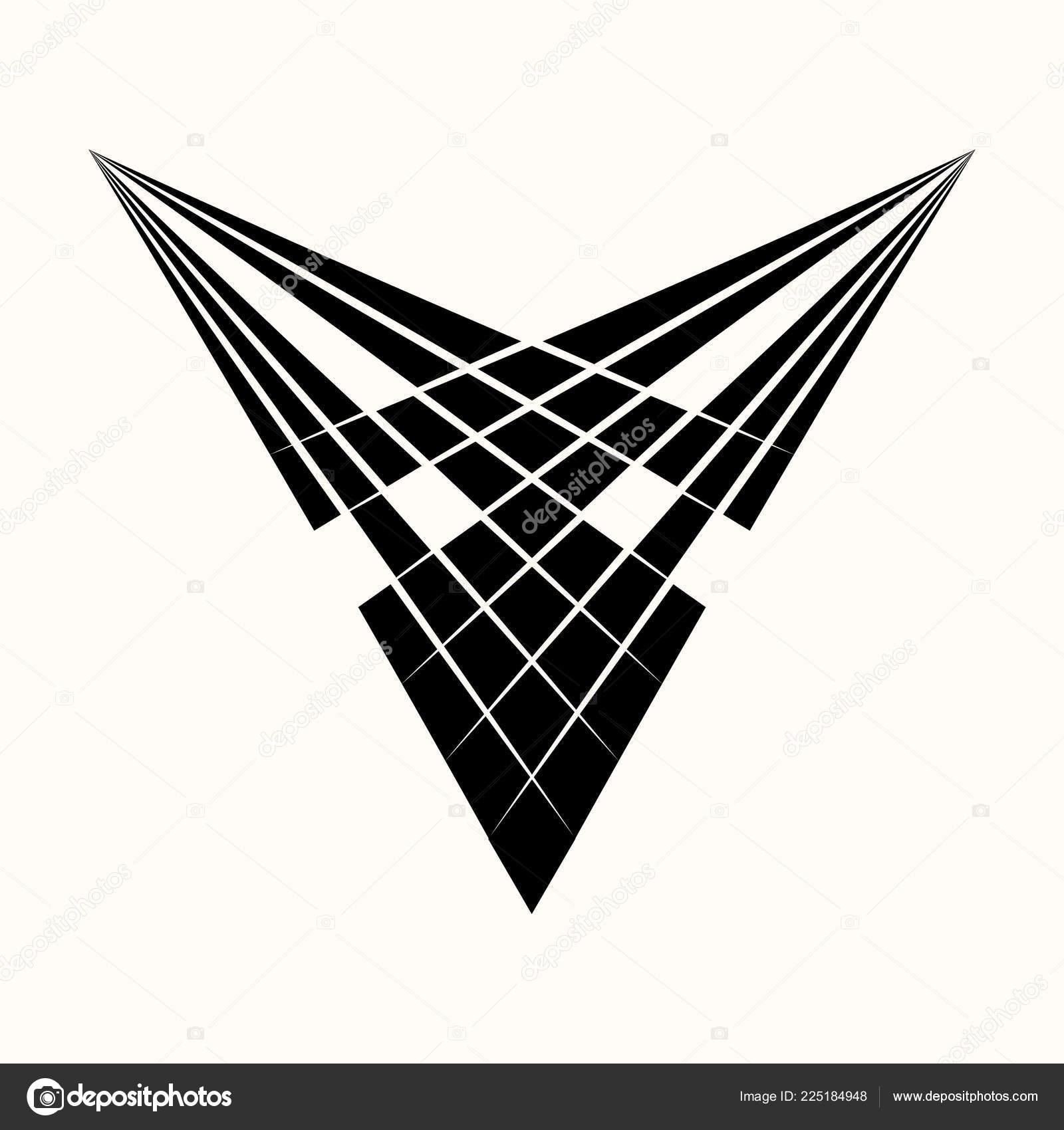 Geometrie Sacree Noir Tatouage Geometrique Totemique Ethnique Tete