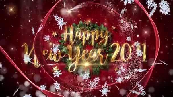 Boldog új évet 2021 háttér sablont. Boldog karácsonyt és boldog új évet!