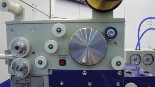 Elektrojiskrové obrábění Edm Wire feed mechanismus