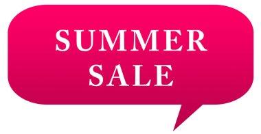 summer sale web Sticker Button