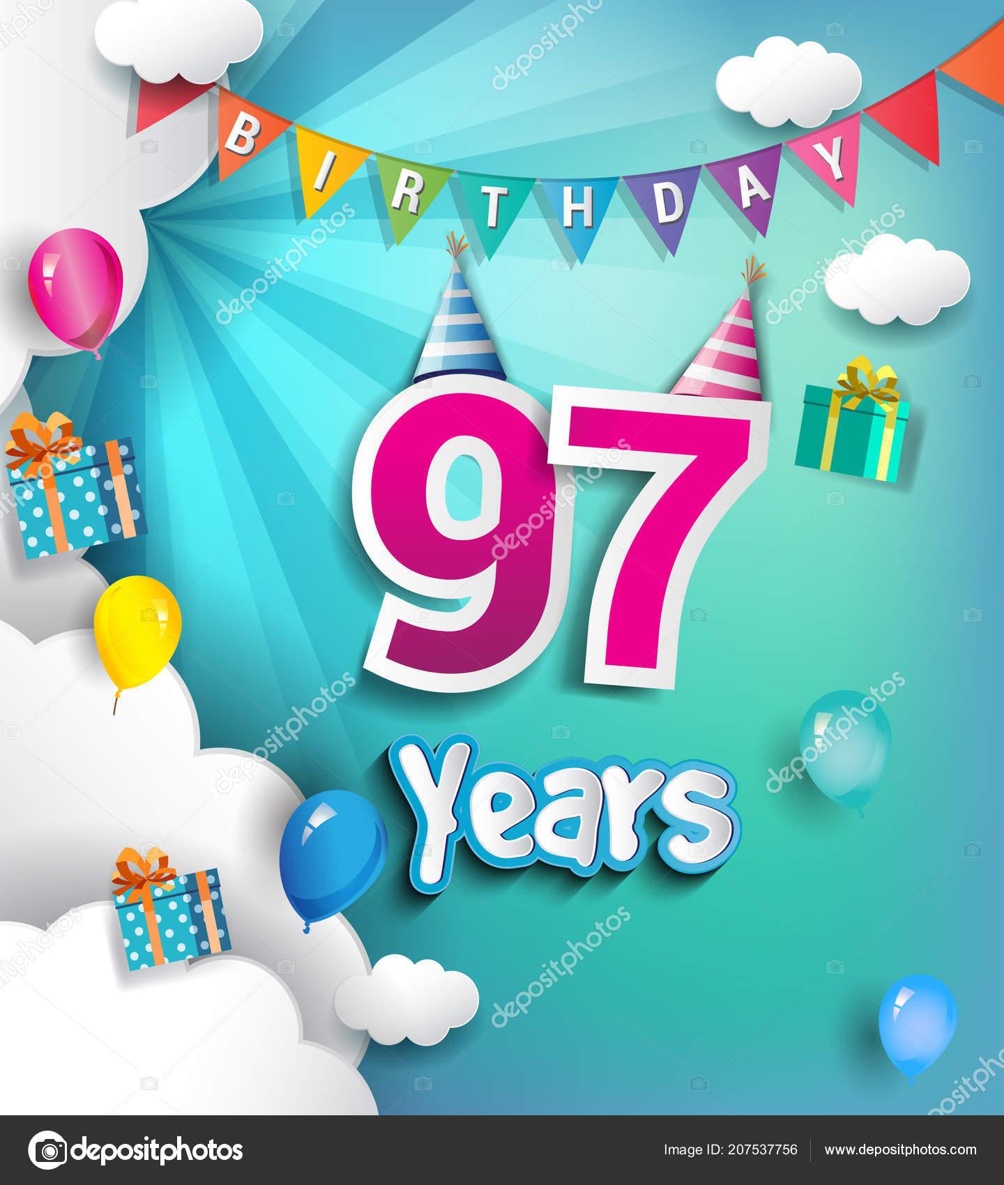 Geschenk fur 97 geburtstag