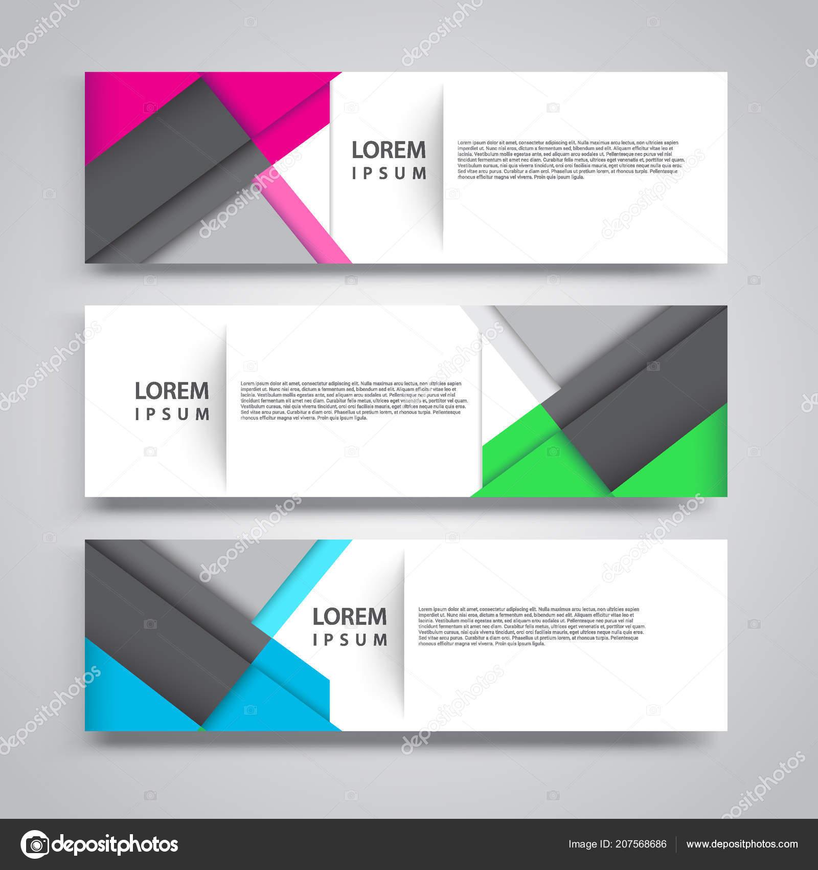 Twitter banner design template | Flyer Template Header