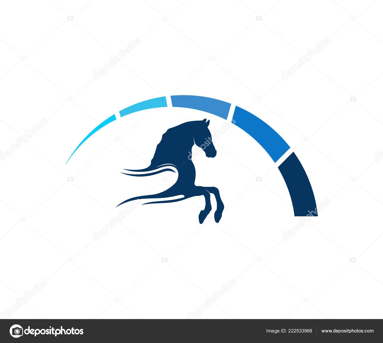 Horse Farm Logo Design Simple Horse Sport Vector Logo Design Inspiration Racing Equestrian Farm Stock Vector C Great19 222533968