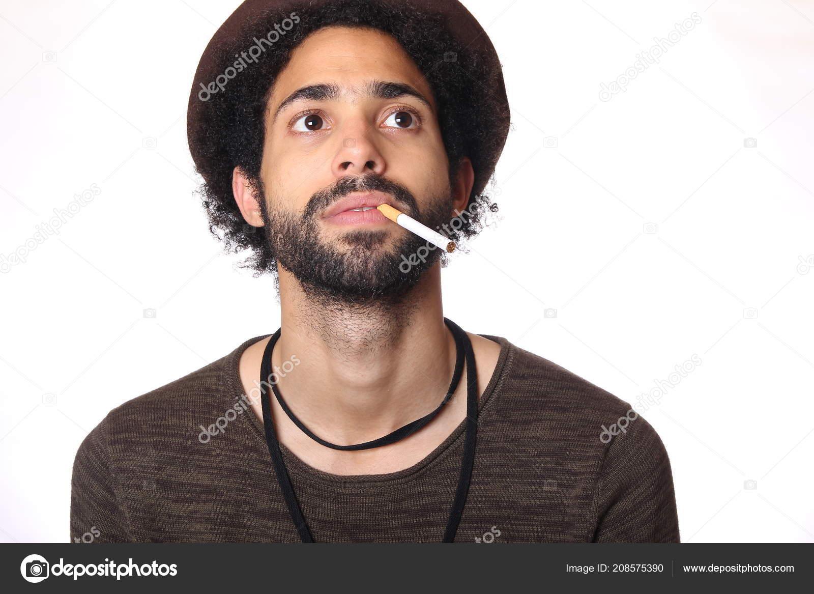 černoch kouření