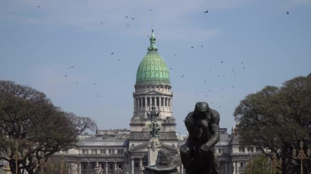 Plaza del Congreso in Argentina