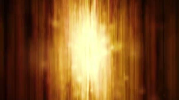 Sárga fény absztrakt animáció háttér