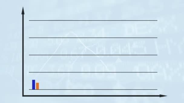 Balkendiagramm-Animation