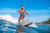 Fotografie surfer