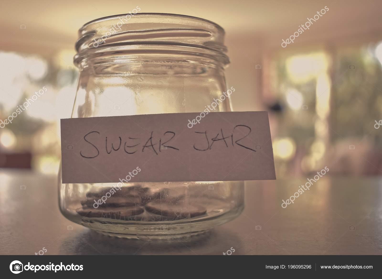 Swear Jar Stock Photos Royalty Free Swear Jar Images Depositphotos