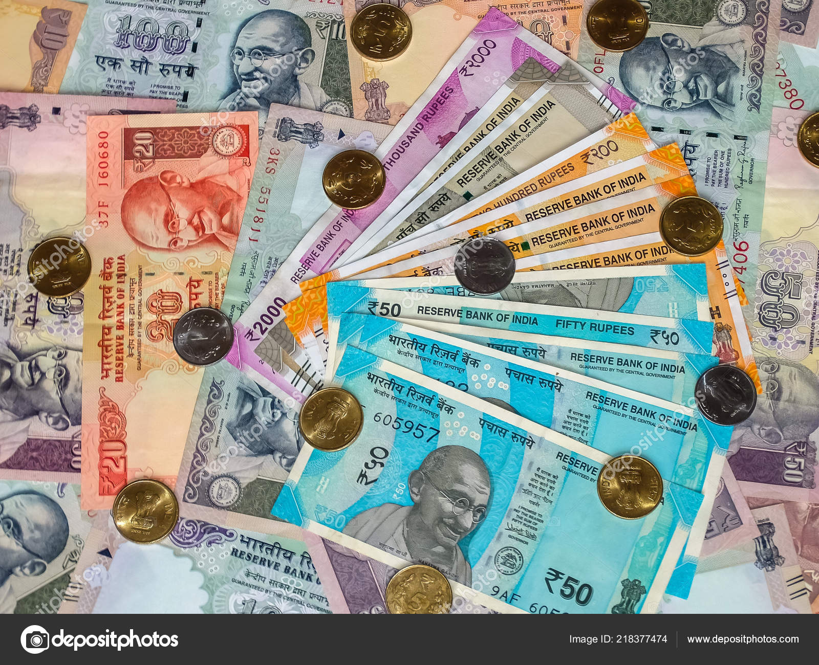 Pictures: old indian notes | 100 200 500 2000 Indian Rupees