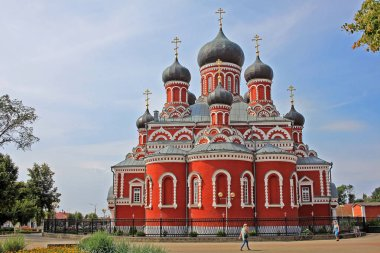 Resurrection Cathedral in Barysaw, Belarus