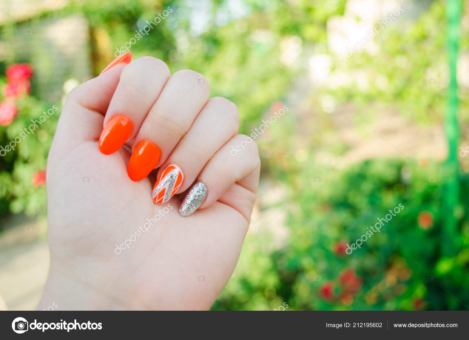 Perfect Manicure Natural Nails Attractive Modern Nail Art Design ...