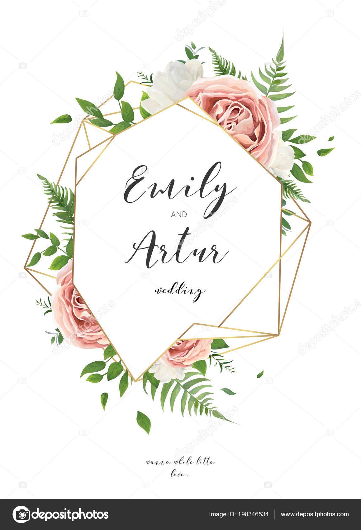 798247fb054ba ... diseño de la tarjeta de invitación floral con flores de peonía jardín  blanca cremosa