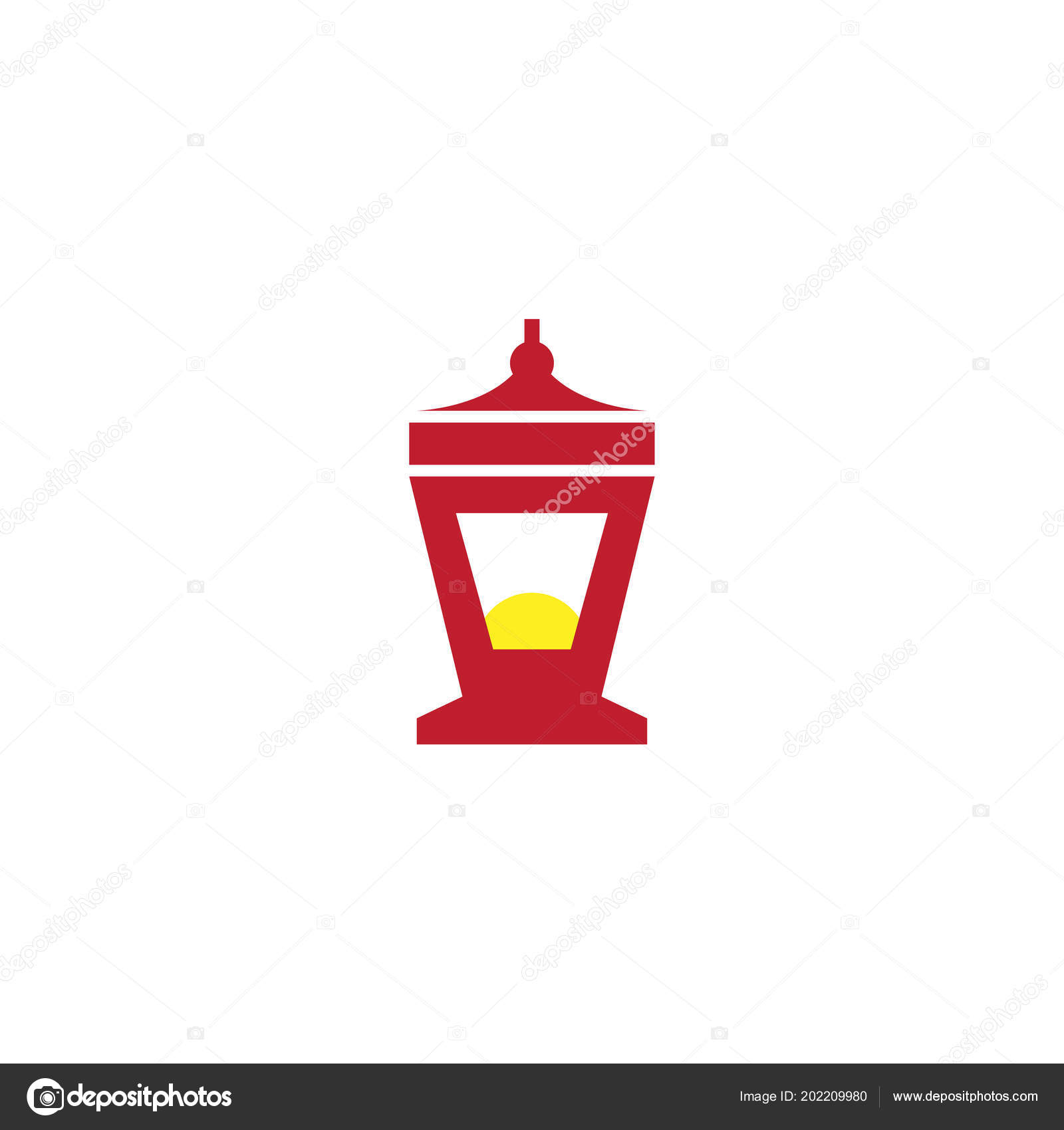 fanoos lantern template  Fanoos Lantern Graphic Design Vector Graphic Design Template ...