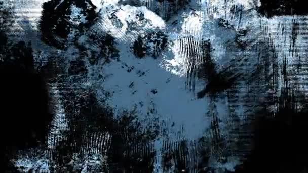 Sfondo grunge liquido blu