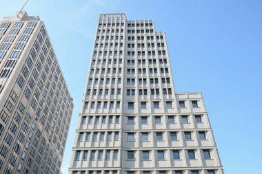 Modern Business Buildings Berlin Potsdamer Platz