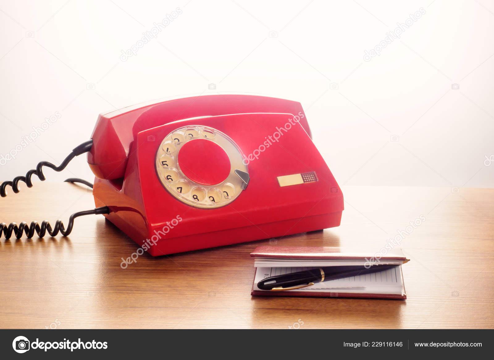 Collegare il telefono rotativo