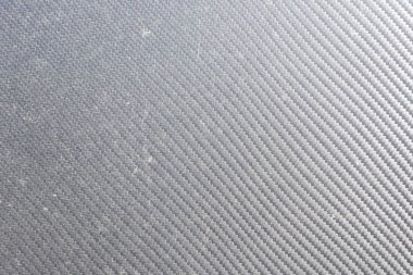close-up view of grey scratched empty textured background
