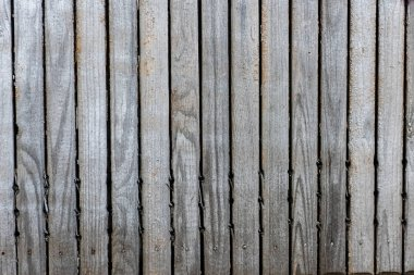 old grey wooden fence background