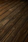 tmavě hnědé dřevěné prokládané rustikální pozadí