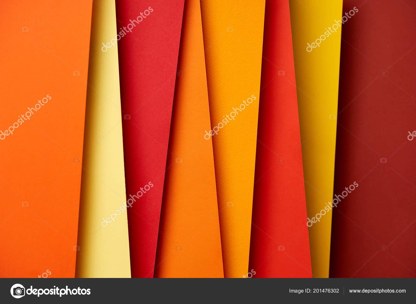 Vellen papier warme kleuren achtergrond u2014 stockfoto © micenin #201476302