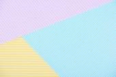 Fotografie Vzor zářivě barevné pruhované tapety