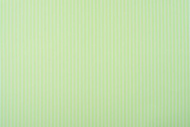 Striped green and white pattern texture stock vector