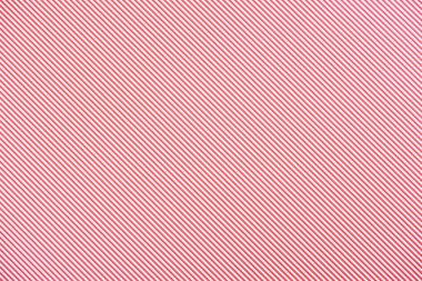 Striped diagonal pink and white pattern texture