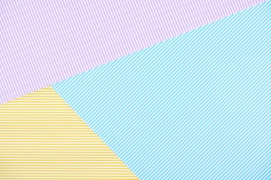 Pattern of bright colorful striped backgrounds