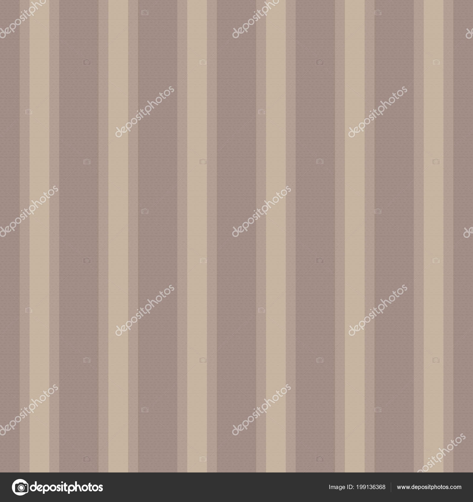 Brown Light Dark Coffee Color Striped Vertical Retro Vintage Wallpaper  Patterned Paper Texture Mats Linen Burlap Rubbing Vector Seamless Pattern  Background ...
