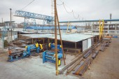 Fényképek warehouse of metallic materials