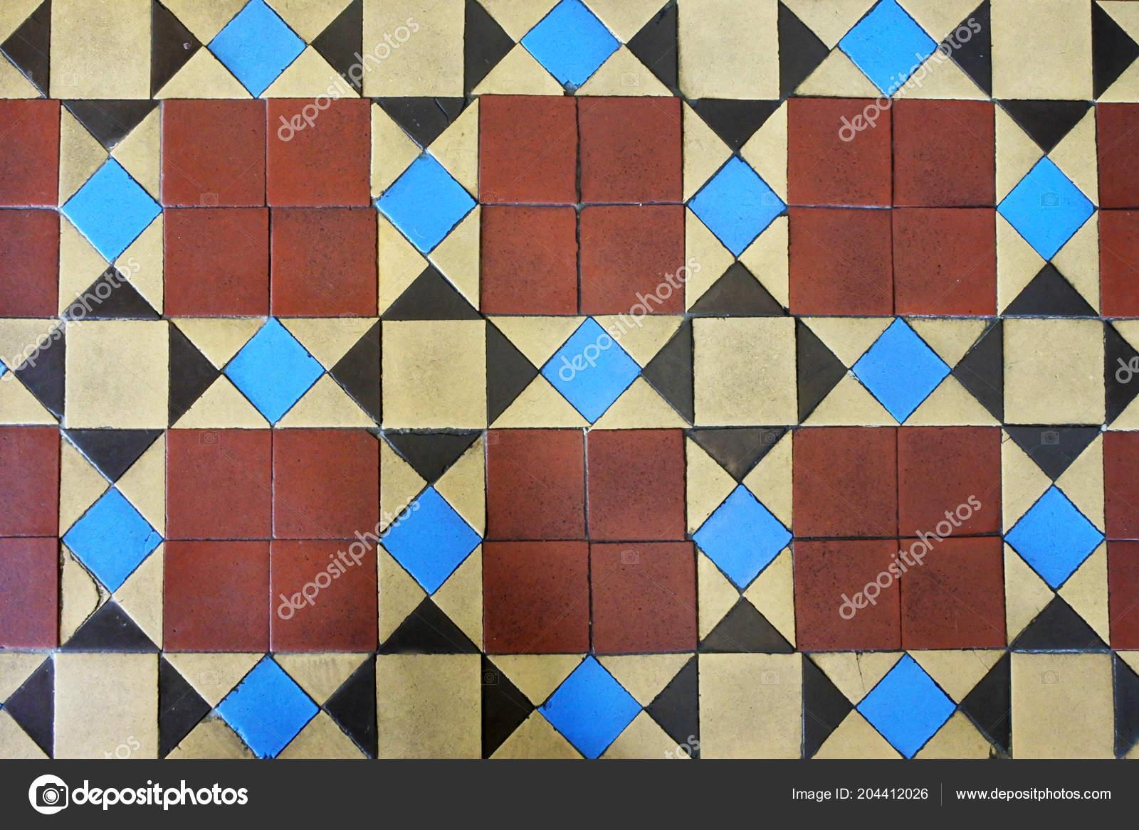 Vintage vecchio pavimento piastrelle sfondo design sfondi texture