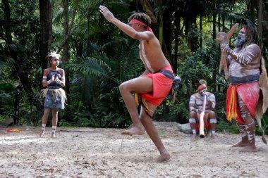 Didgeridoo müzik dans yerli Avustralyalılar insanlar ses ritim aleti