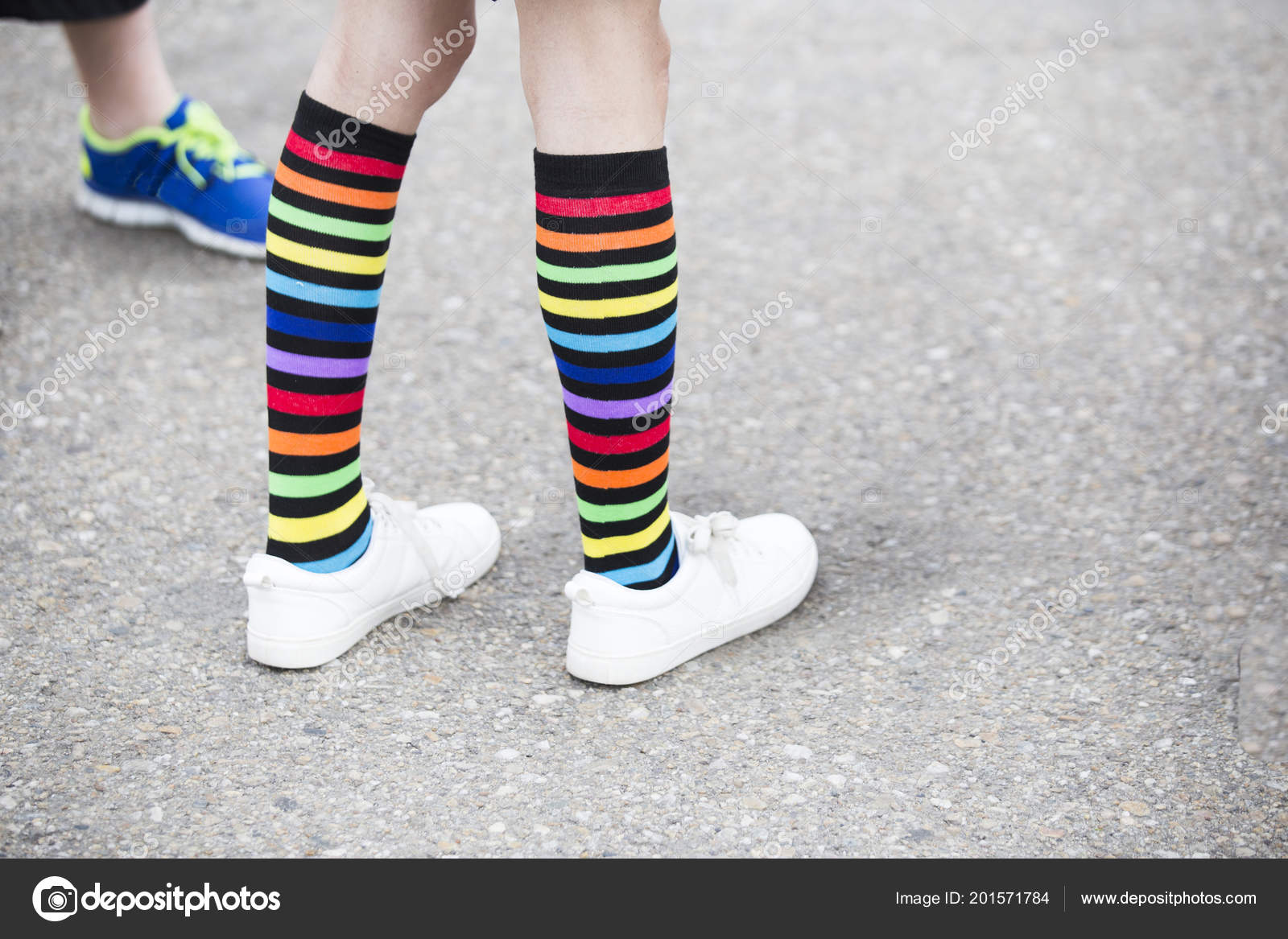 γκέι σεξ σε κάλτσες