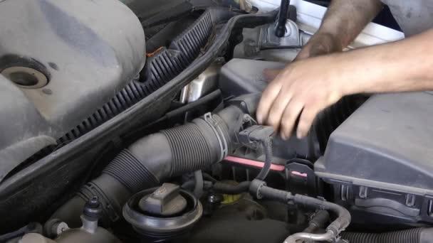1920 × 1080 25 Fps. velmi pěkné auto motor nové vzduch filtru Change Video.