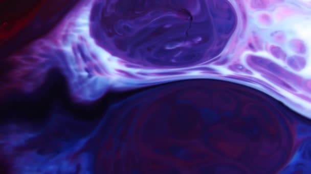 Abstract Colours Spreading Paint Swirling and Blast. This 1920x1080 (HD) footage is an amazing organic background for visual effects and motion graphics. This clip will look great in your next film, movie, or documentary. Amaze your viewers, and take