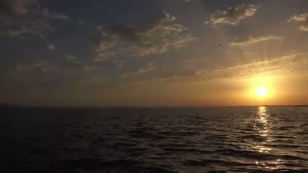 Sea ocean sunset sunrise sun sky water beach landscape clouds horizon view nature background