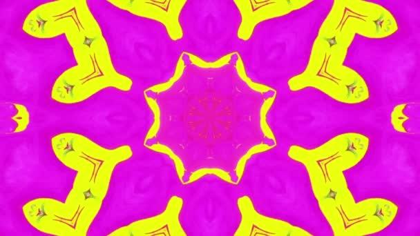 Absztrakt színes festék ecset festék felrobban elterjedt sima Koncepció Színminta dekoratív robbantás Kaleidoszkóp háttér mozgás