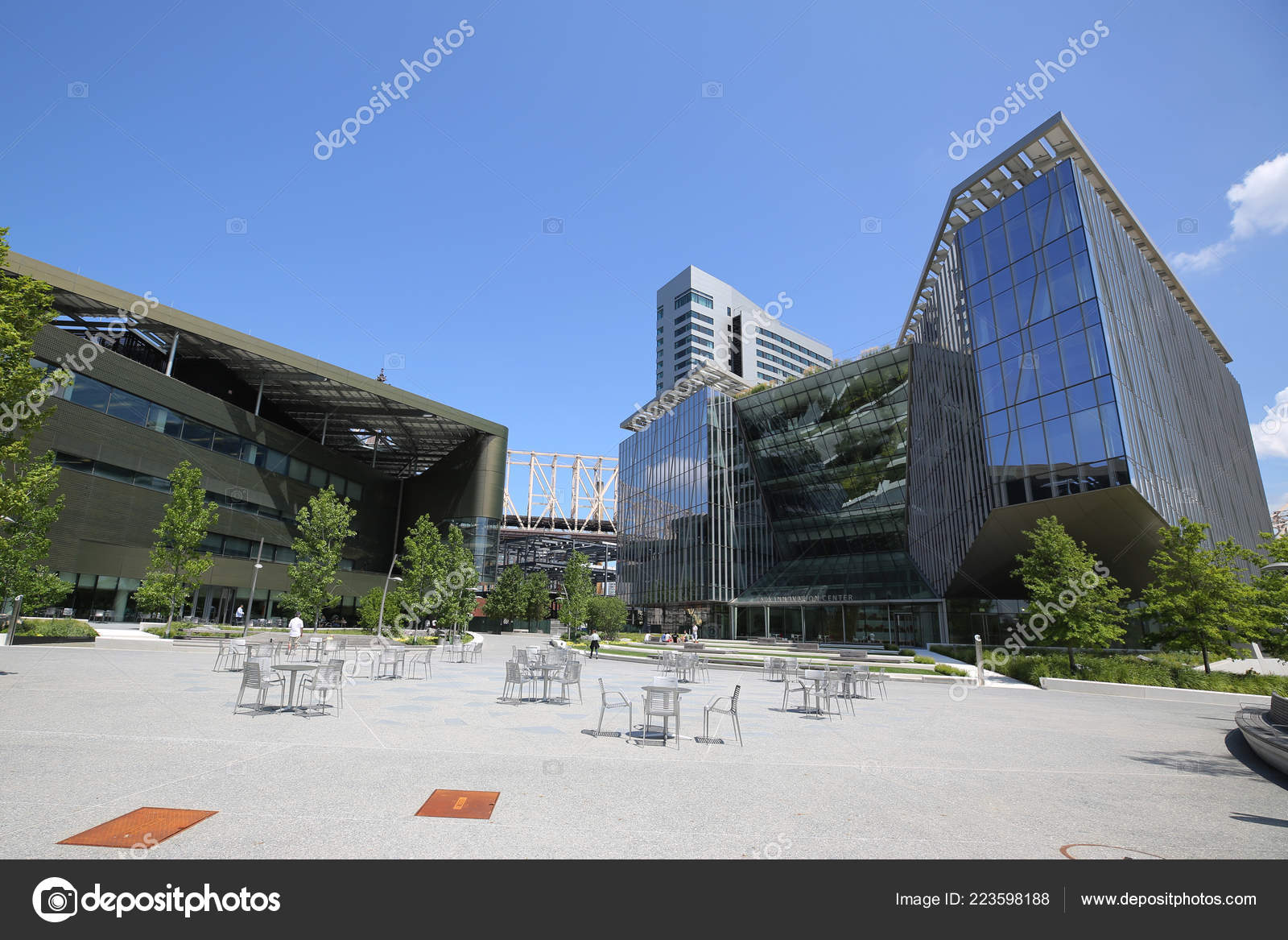 New York August 2018 Tata Innovation Center Cornell Tech Campus ... c7726a4be