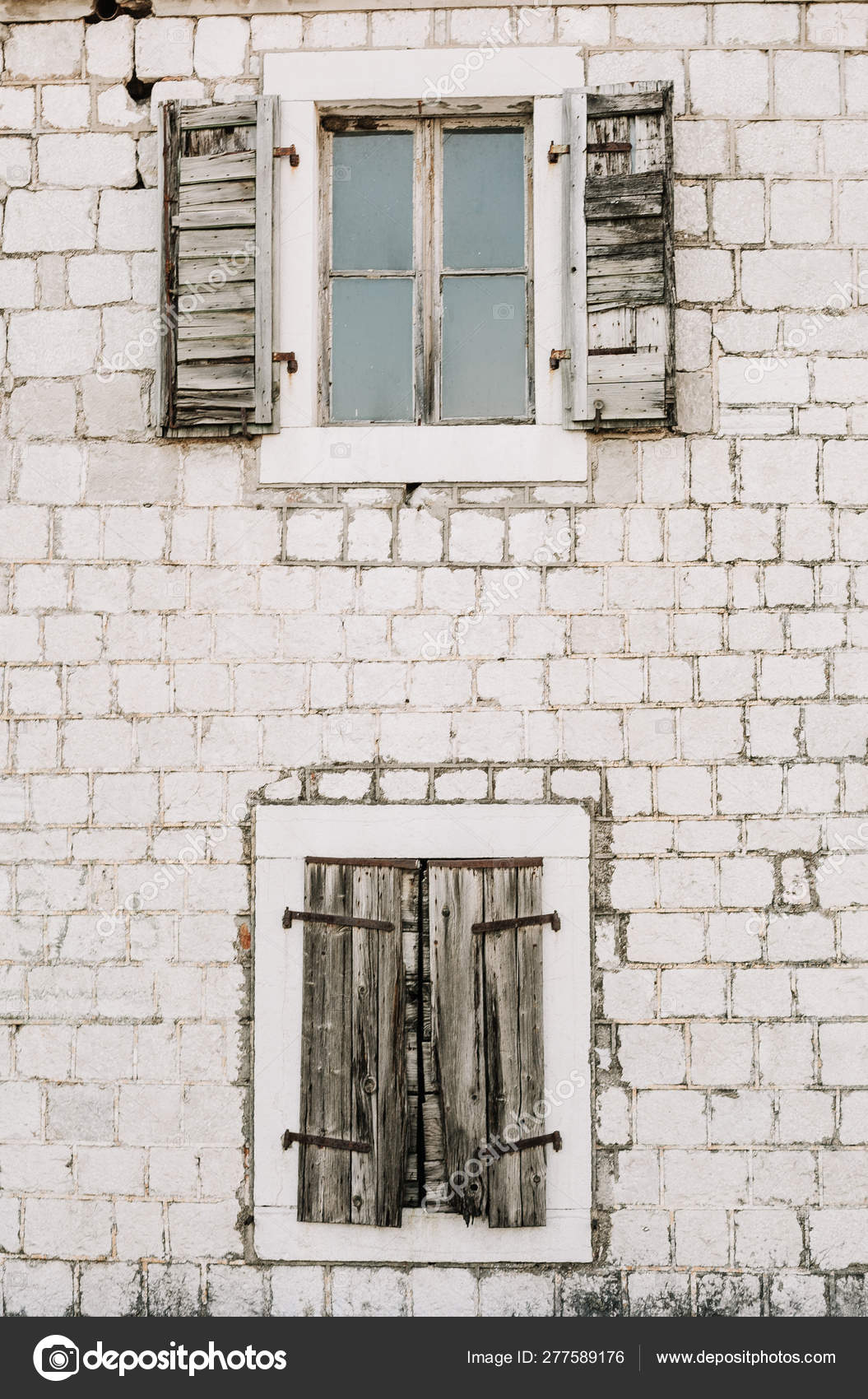 Arquitectura Histórica Del Edificio Textura Antigua Terraza