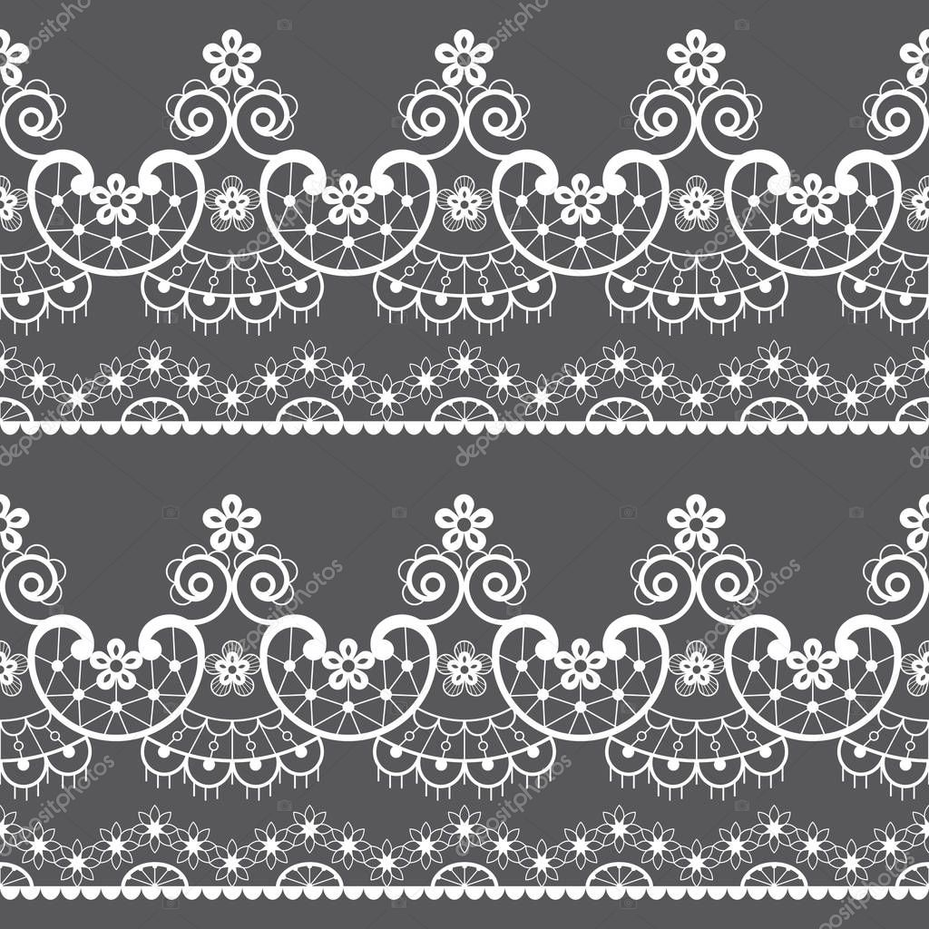 Vector Lace. Seamless Pattern. Stock Vector   Adobe Stock   1024x1024