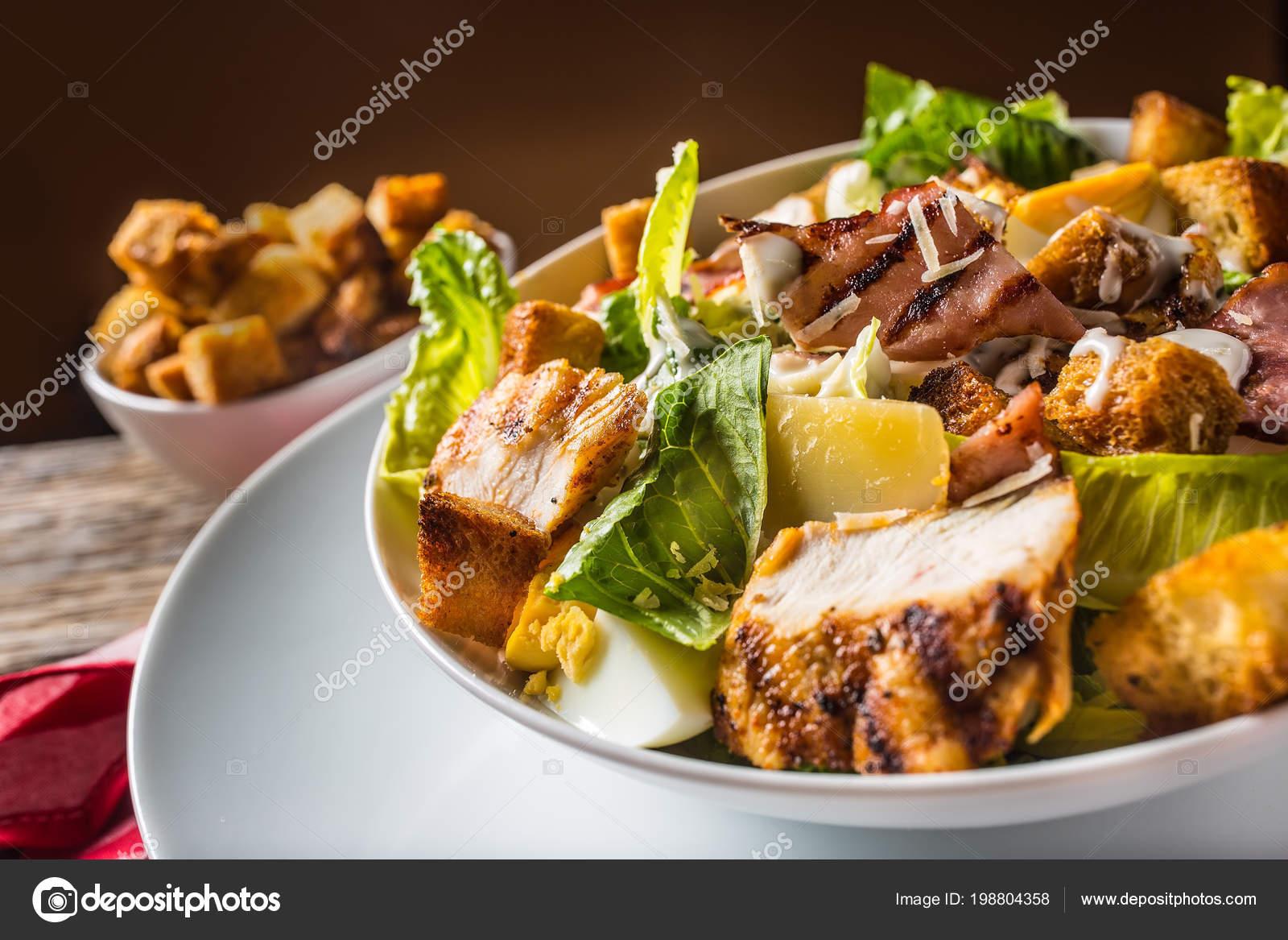 Салат цезарь вкусная заправка