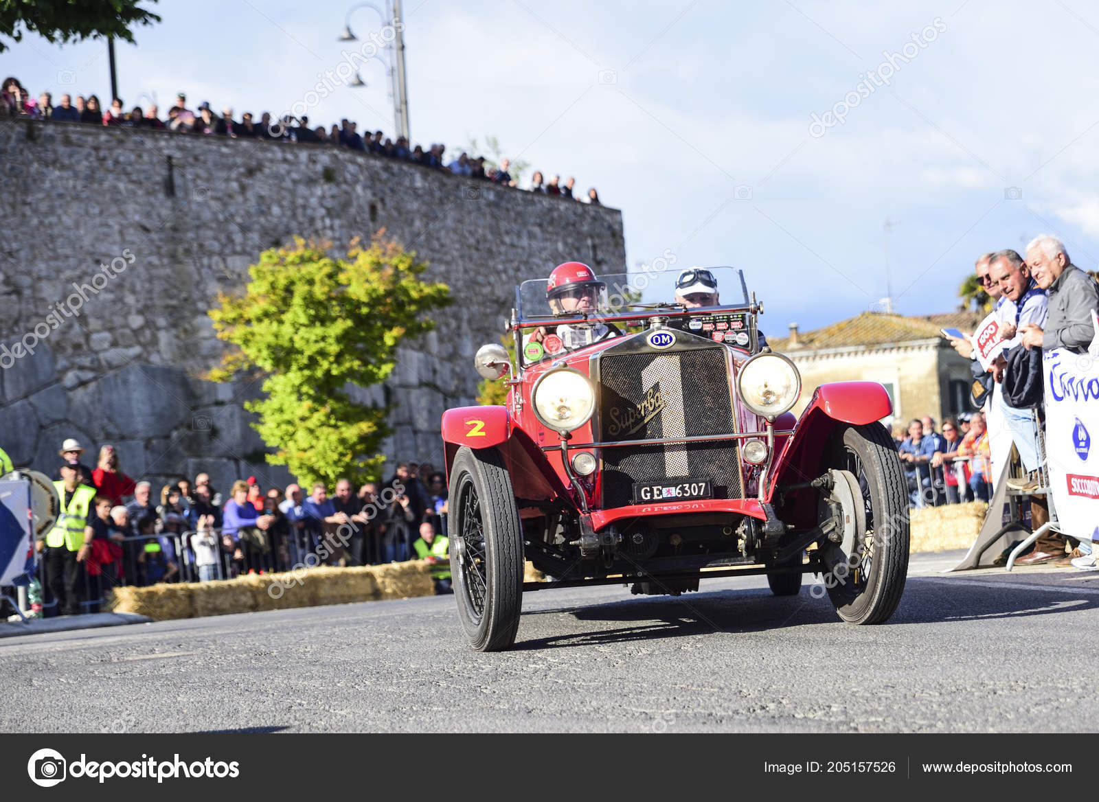 Thousand Miles 1000 Miles Historical Italian Race Vintage Cars
