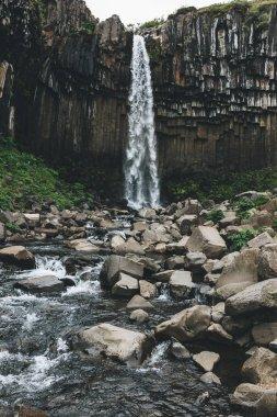 """Картина, постер, плакат, фотообои """"Водопад"""", артикул 211310584"""