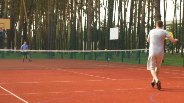 Tenista na netu bod