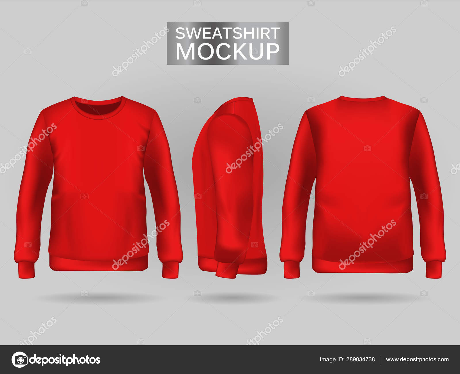 Blank Mens Red Sweatshirt In Front Back And Side Views Realistic Female Clothes For Sport And Urban Style Stock Vector C Kololo15 289034738 Shop red hoodies created by independent artists from around the globe. blank mens red sweatshirt in front back and side views realistic female clothes for sport and urban style stock vector c kololo15 289034738