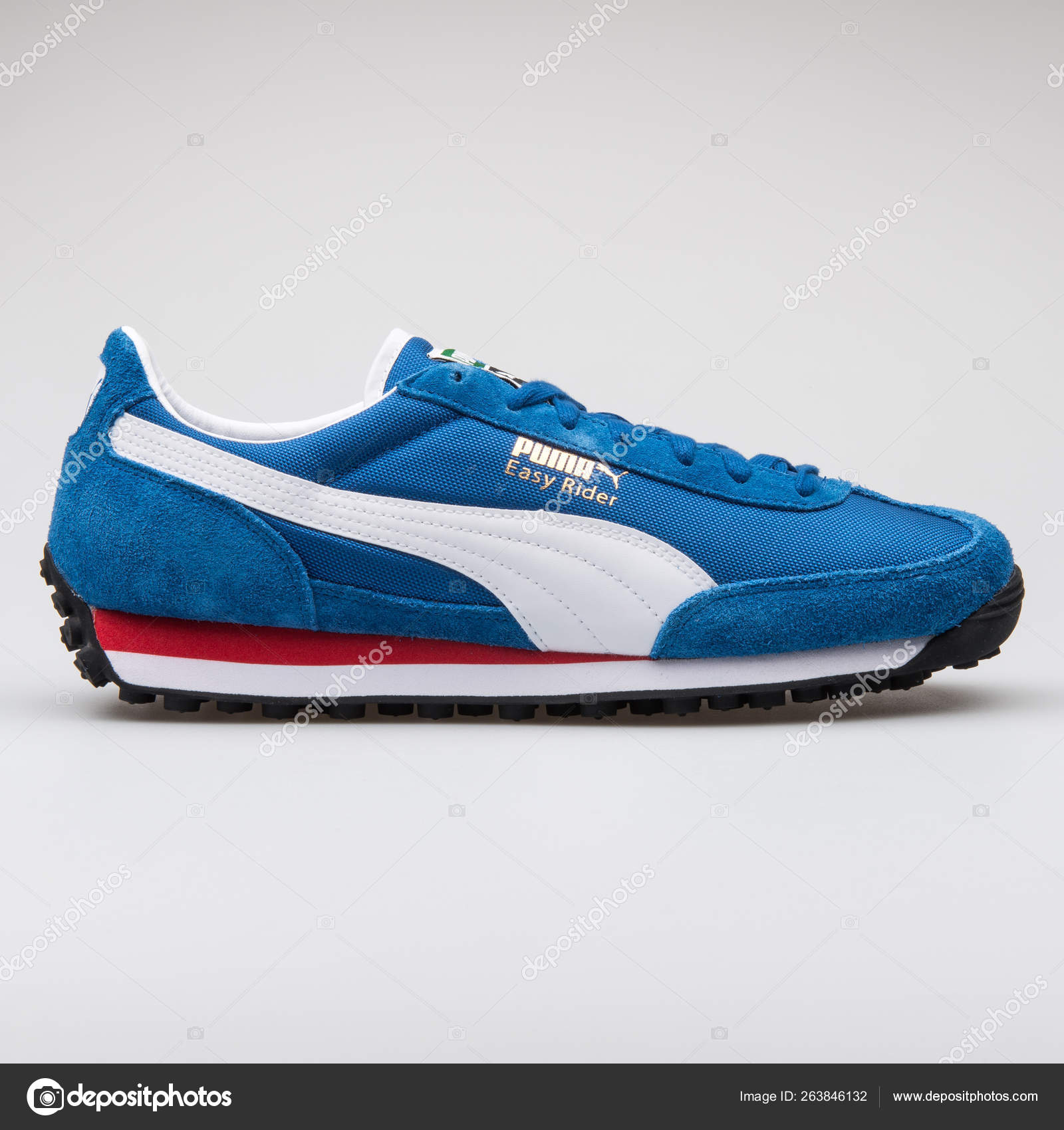 Puma Easy Rider blue sneaker – Stock