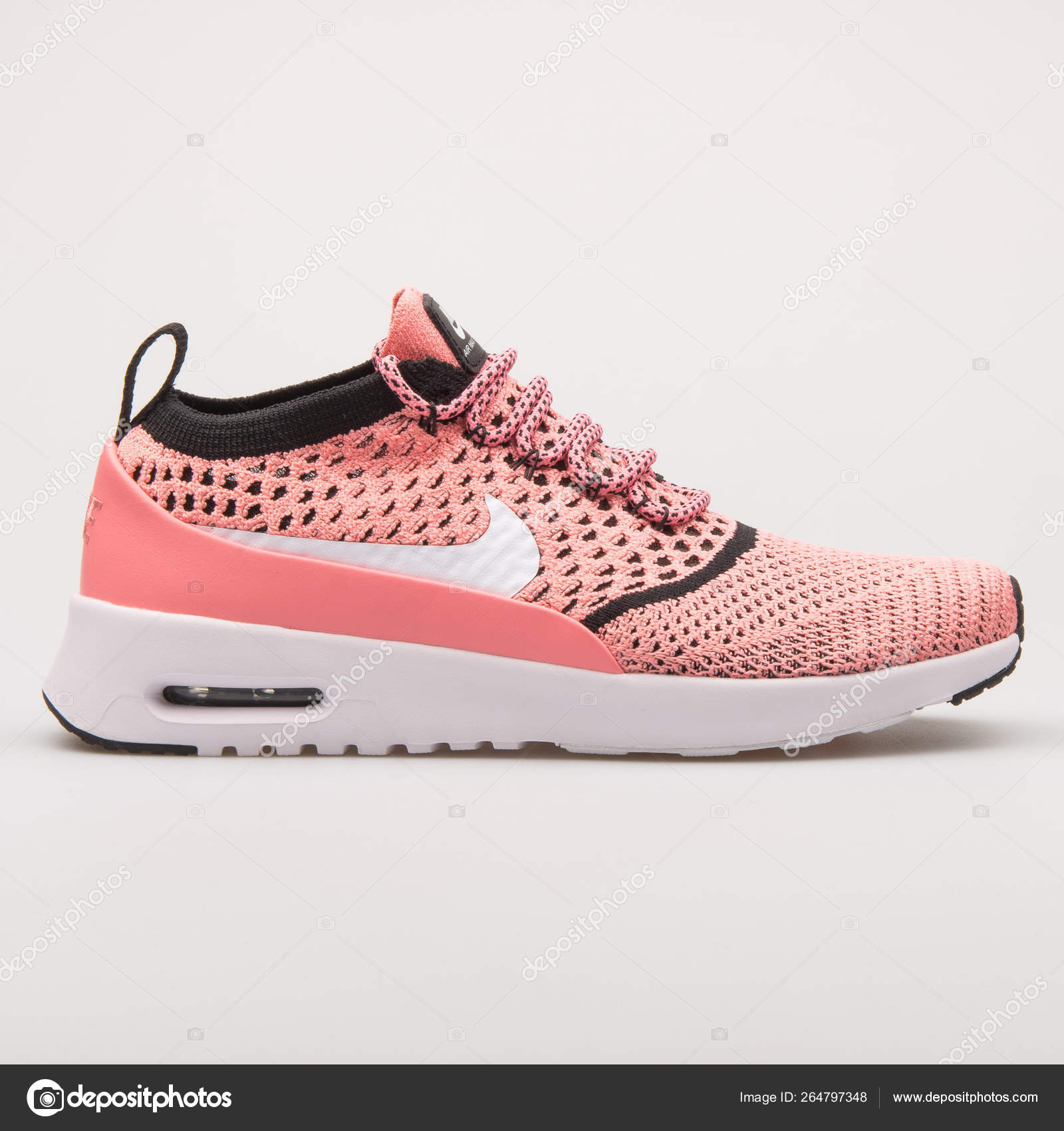 new style 08158 d4b24 Nike Air Max Thea Ultra Flyknit pink sneaker – Stock ...